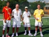 Mens Doubles - Dishan & Graham bt Mike & Nigel