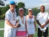 Mixed Doubles - Nicky & Warren bt Martina & Ravi