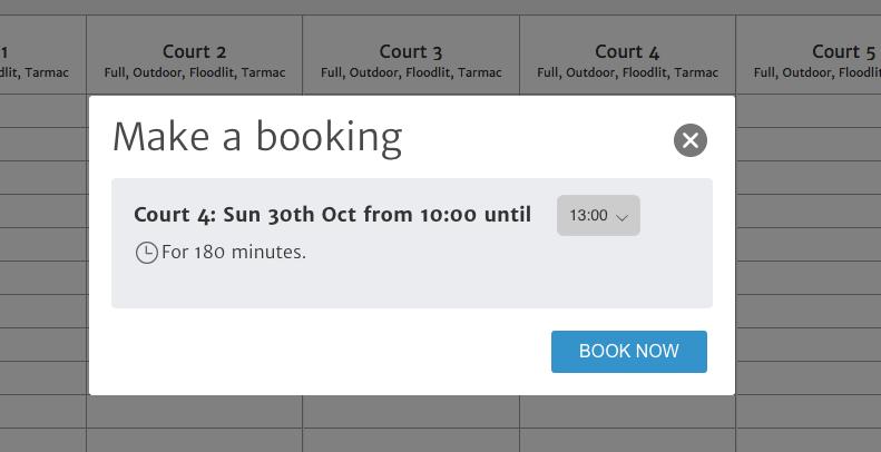 clubspark-bookings-box